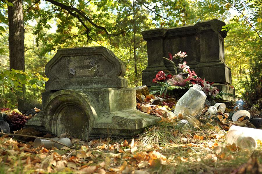 Cmentarz ewangelicko-augsburski w Albertowie