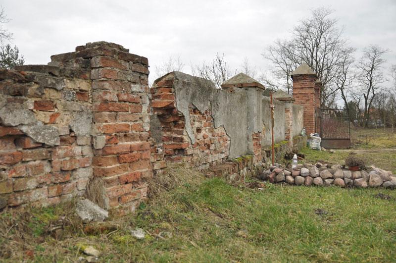 Cmentarz ewangelicko-augsburski w Brzezinach