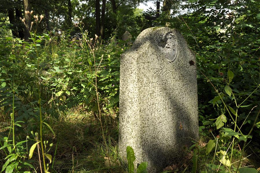 Cmentarz ewangelicko-augsburski w Chechle