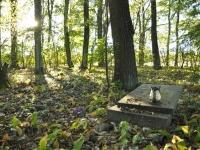 Cmentarz ewangelicko-augsburski w Hucie Porajskiej