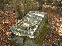 Cmentarz ewangelicko-augsburski w Kolonii Łyszkowice