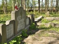 Cmentarz ewangelicko-augsburski w Łaznowskiej Woli