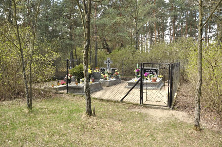 Cmentarz ewangelicko-augsburski w Leśniku-Olędrach
