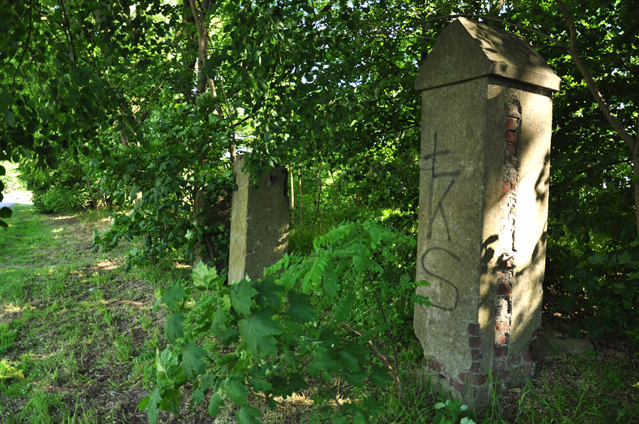 Cmentarz ewangelicko-augsburski w Odzieradach