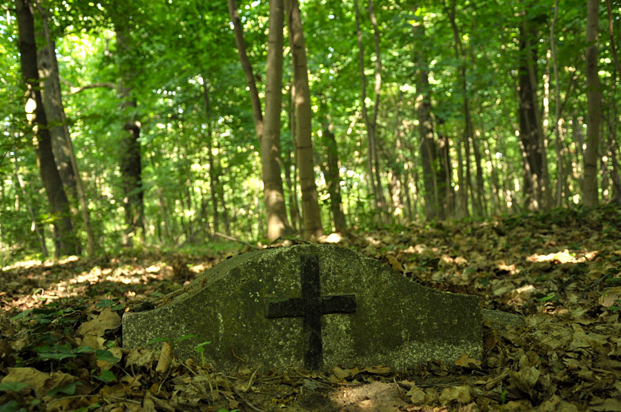Cmentarz ewangelicko-augsburski w Rudzie Bugaj