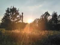 Miejsce po nieistniejącym cmentarzu w Stępowiźnie