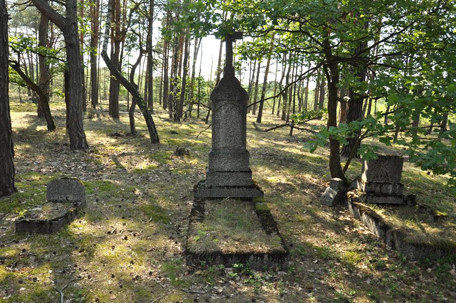 Cmentarz ewangelicko-augsburski w Trząsie
