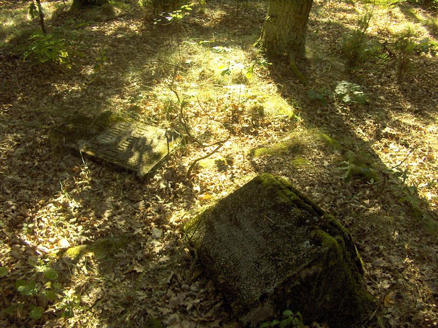 Cmentarz ewangelicko-augsburski w Zabłotach