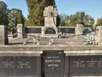 Kwatera ewangelicka na cmentarzu wielowyznaniowym w Radomsku