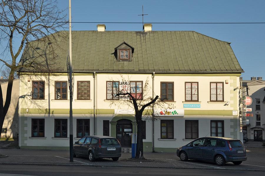 Dom Friedricha Augusta Krusche w Pabianicach