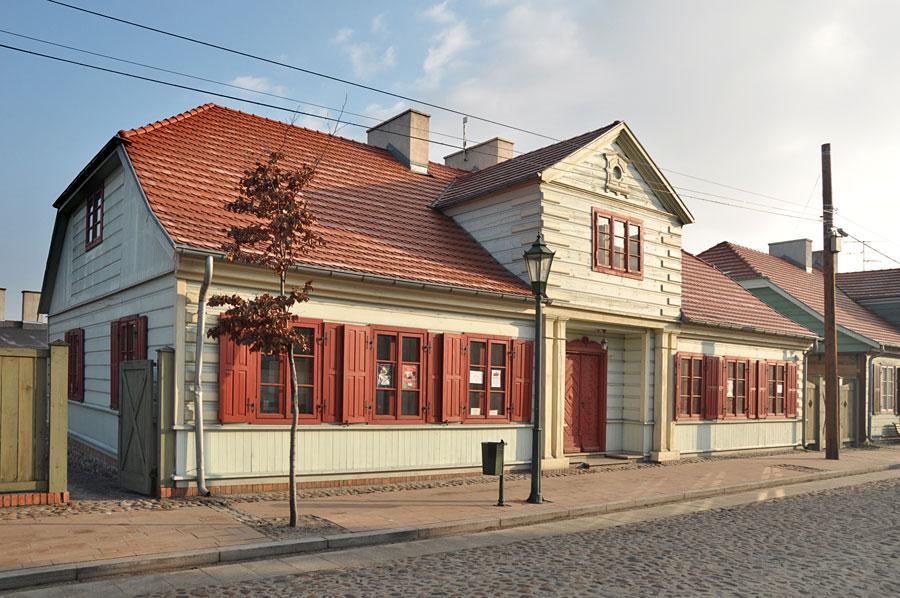 Dom Gottfrieda Filipa w Zgierzu