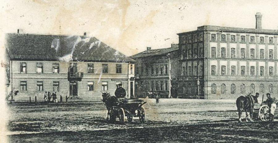 Dom Jana Samuela Zacherta w Zgierzu