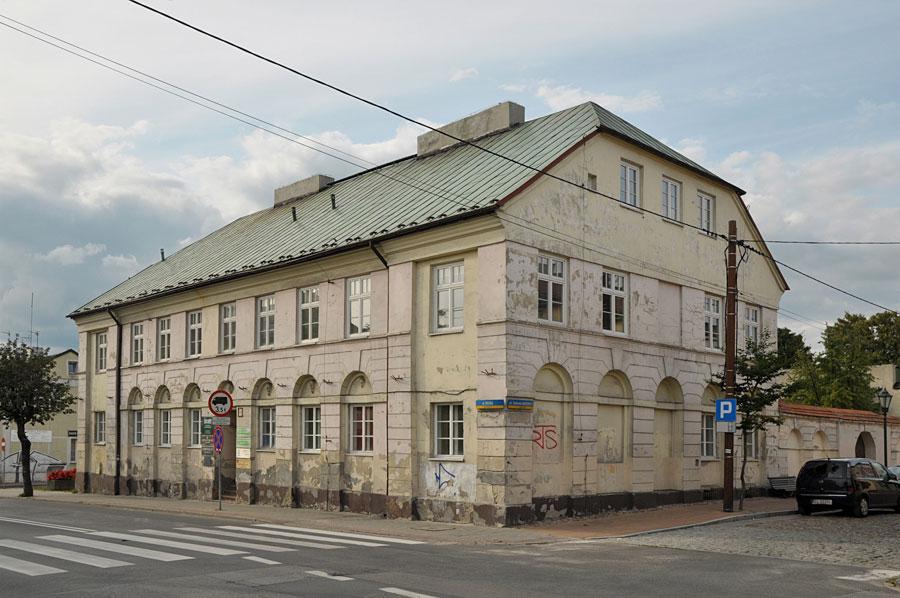 Dom Johanna Lebelta w Zgierzu