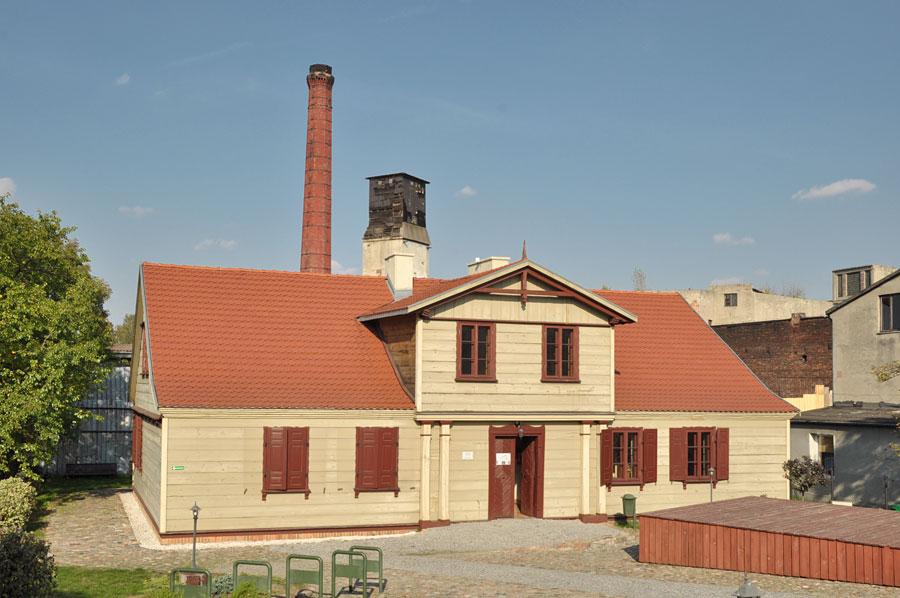 Dom Michała Radzikowskiego w Zgierzu