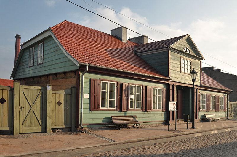 Dom Tomasza Tymińskiego w Zgierzu