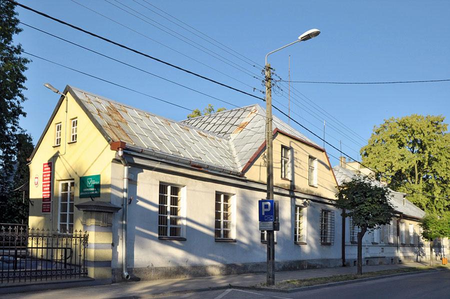 Rezydencja rodziny Scheiblerów w Ozorkowie