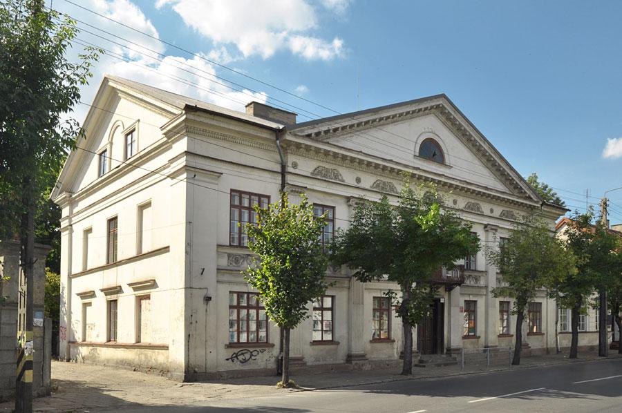 Rezydencja rodziny Schlösserów w Ozorkowie
