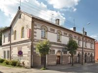 Budynek dawnej przędzalni w Ozorkowie, tzw. motarni