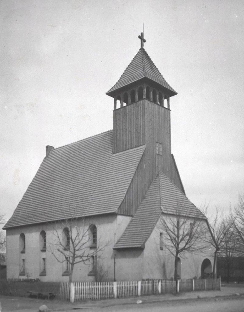 Kościół ewangelicko-augsburski w Bukowcu
