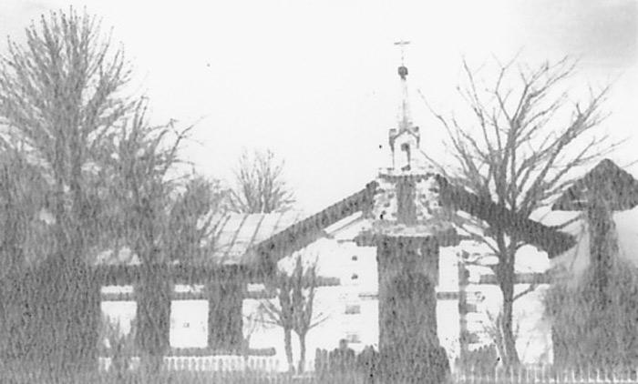 Nieistniejący kościół ewangelicko-augsburski w Feliksowie