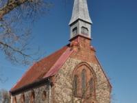 Dawny kościół ewangelicko-augsburski w Gieskach
