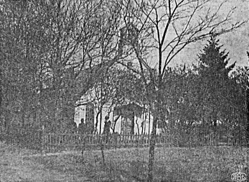 Kościół ewangelicki w Hucie Bardzyńskiej w latach międzywojennych