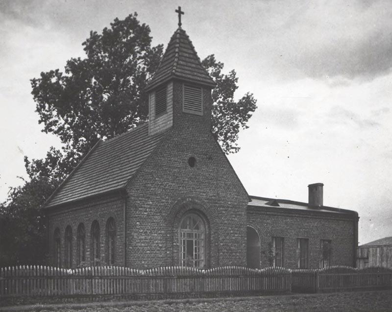 Kościół w Kalinie (1935)