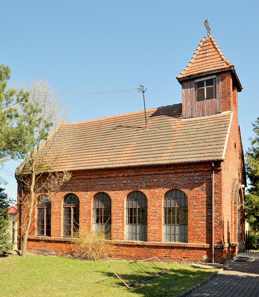 Kościół ewangelicko-augsburski w Kalinie