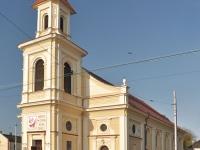 Dawny kościół ewangelicki w Konstantynowie Łódzkim
