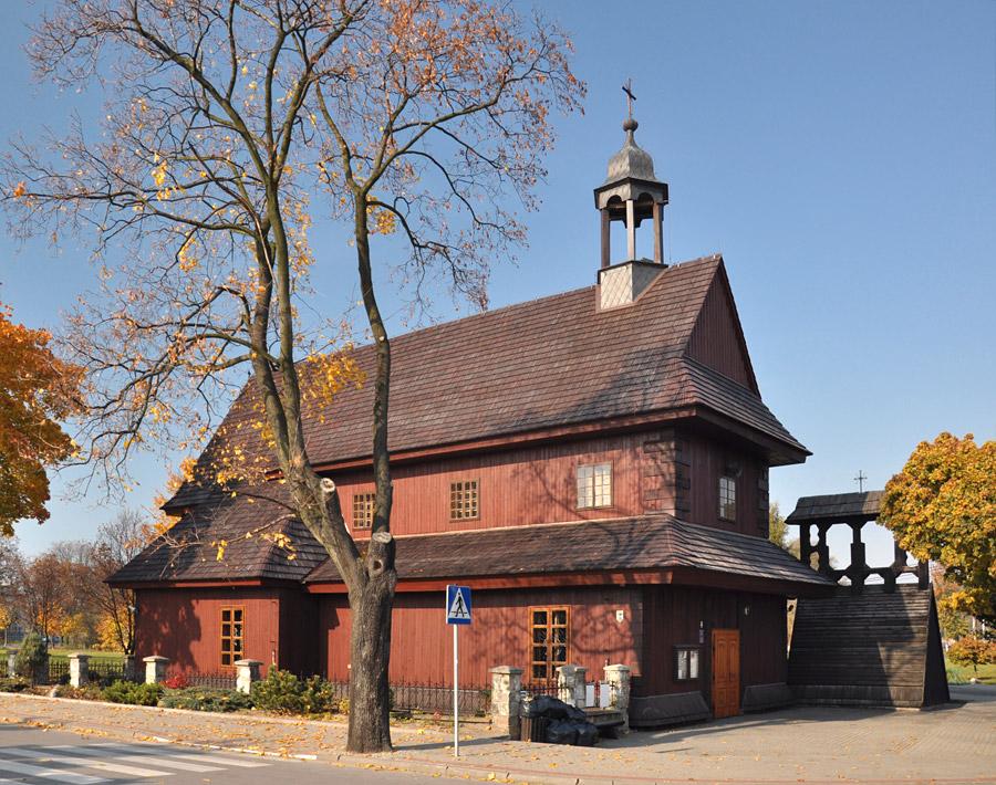 Kościół ewangelicko-augsburski w Łasku