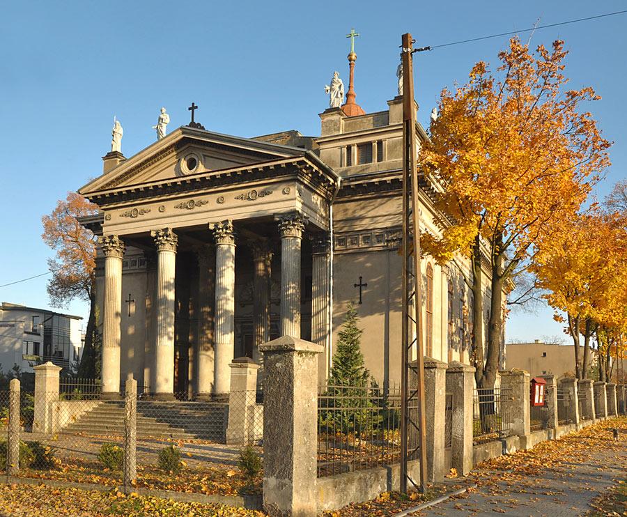 Kościół ewangelicko-augsburski w Ozorkowie