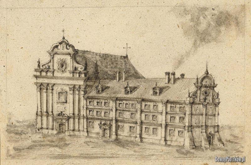 Kościół i klasztor popijarowski w Piotrkowie