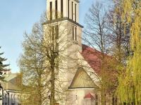 Dawny kościół ewangelicki w Radogoszczu