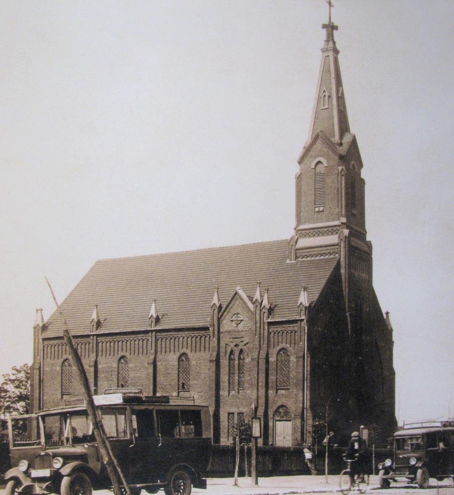 Kościół ewangelicko-augsburski w Radomsku