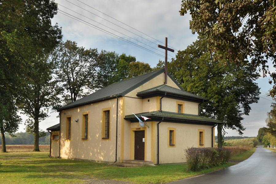 Dawny kościół ewangelicko-augsburski w Rokitnicy