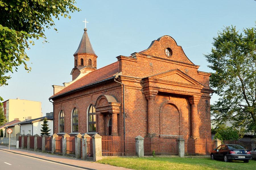 Kościół ewangelicko-augsburski w Zelowie