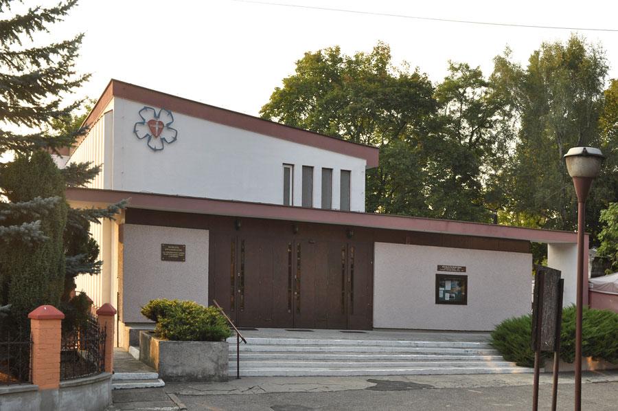 Kościół ewangelicko-augsburski w Zgierzu